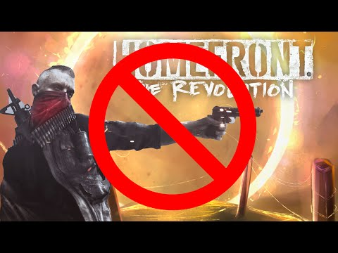 MrManPacster Reviews: Homefront: The Revolution - DO NOT BUY, RENT OR PLAY