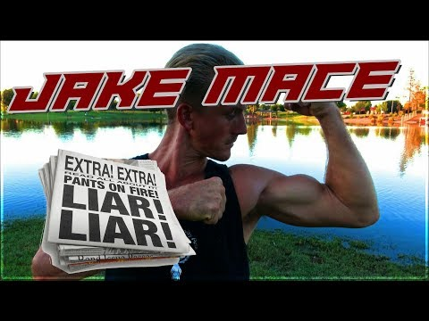 Jake Mace Is He a Fake? Martial Arts Frauds Observations From Experienced Coach and Competitior