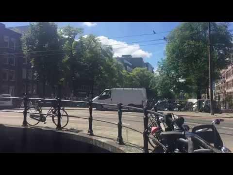 Evil buildings Amsterdam