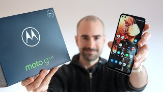 Motorola Moto G100 | Unboxing, Tour & Docking!