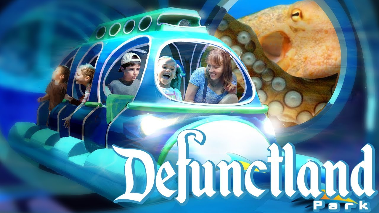 Defunctland: The History of the Worst SeaWorld Ride, Submarine Quest