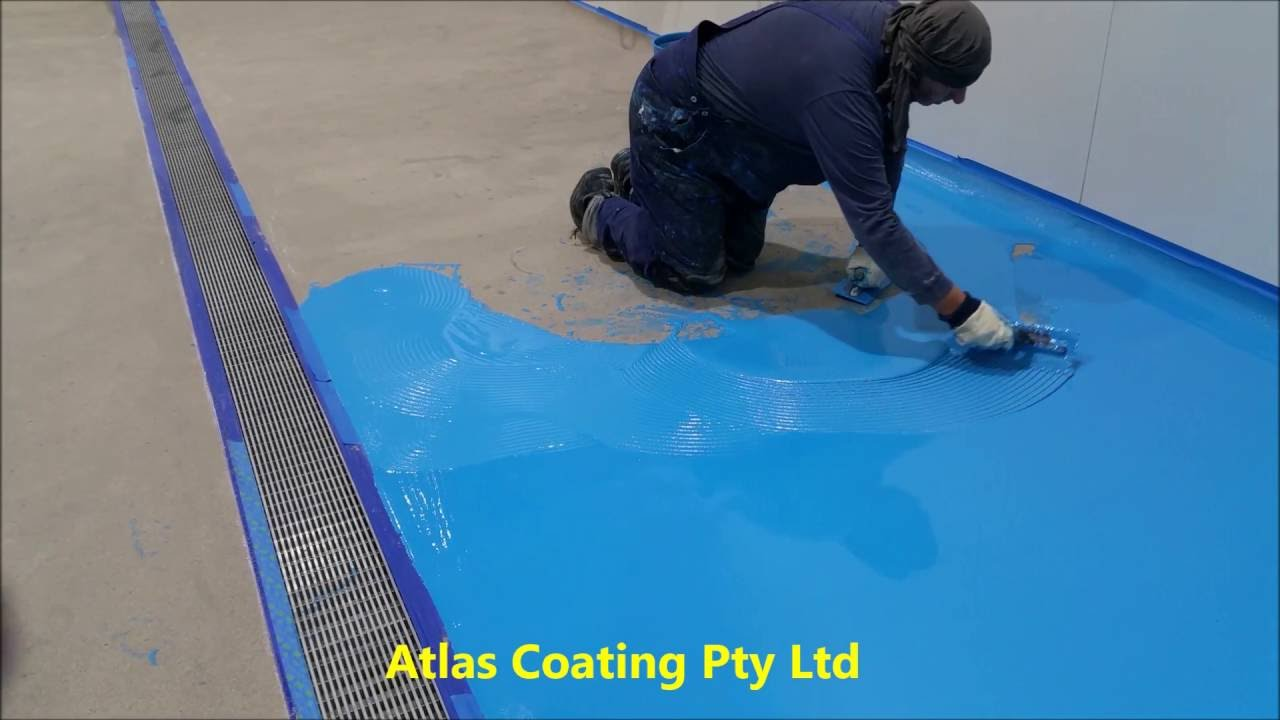 Epoxy Flooring In Food Factory Polyurethane Flooring Atlas