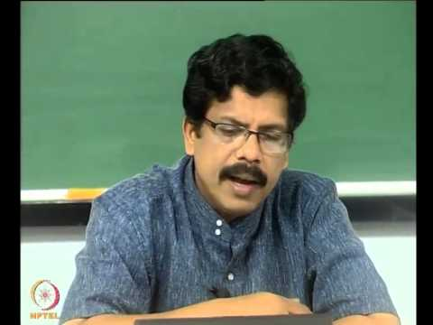 Mod-01 Lec-32 Husserl : Phenomenology and the methods of reduction; the principle of intentionality.