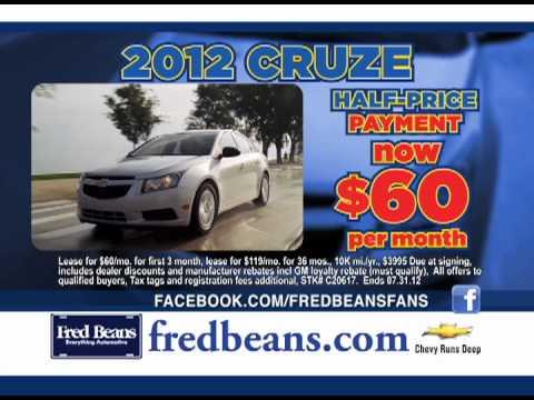 Fred Beans Chevrolet >> Fred Beans Chevrolet World Record Sales Challenge Mov