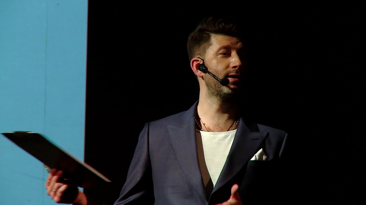 Funny are not born or how to bring up a sense of humor | Dmitry Kozhoma | TEDxEkaterinburg
