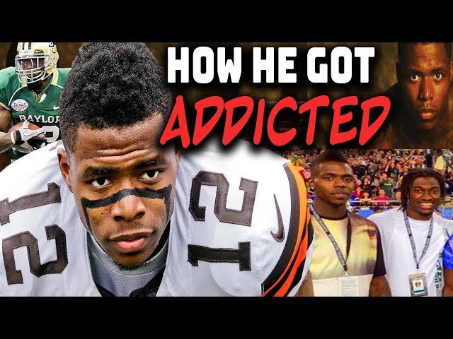What Happened to Josh Gordon? Part 1: How He Became an Addict!