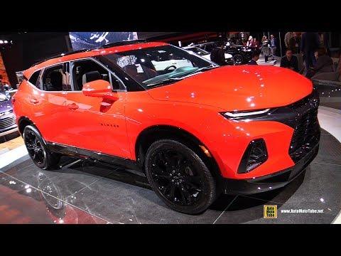 2020 Chevrolet Blazer RS - Exterior and Interior Walkaround-  2019 NY Auto Show
