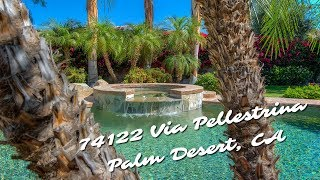74122 Via Pellestrina, Palm Desert, CA 92260