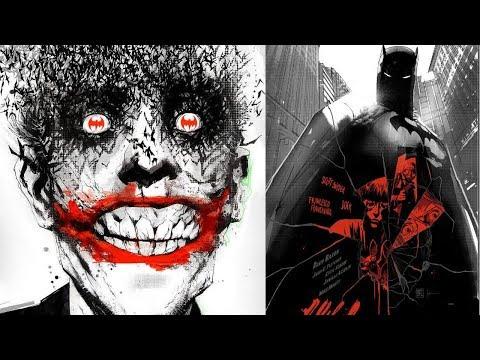 Batman The Black Mirror - Comics Live Chat!