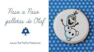 Galletas Olaf Fáciles