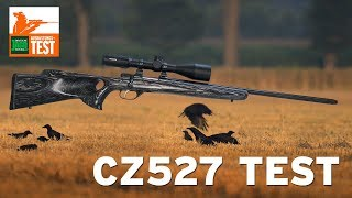CZ 527 Thumbhole im Kaliber .17 Hornet