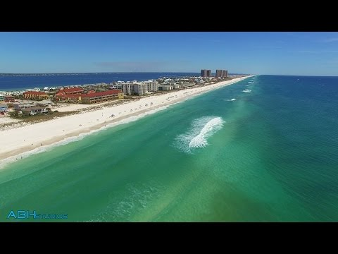 Pensacola Beach Florida - Spring Break 2017