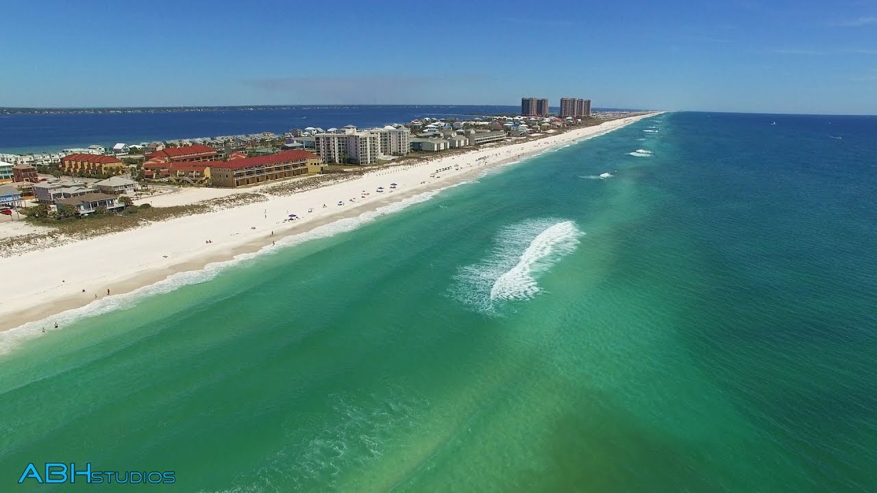 Pensacola Beach Florida Spring Break 2017