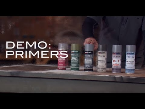 Dupli-Color® How To: Primers
