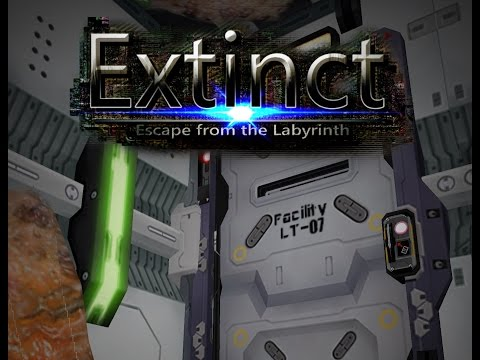 Extinct:Escape from the Labyrinth - Gameplay (ios, ipad) (ENG)