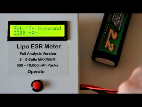 Product Spotlight: ESR Meter - Analysis Version