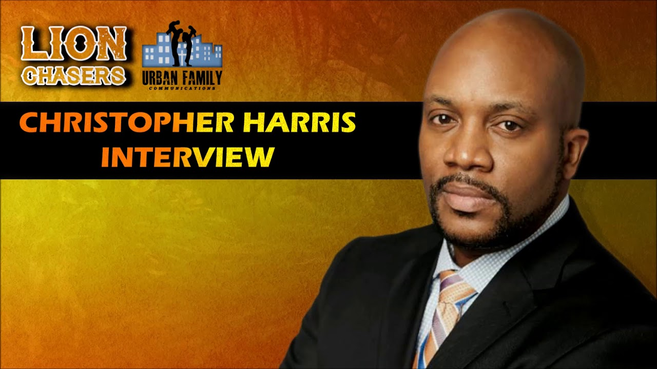 0cdc3daebaf Christopher Harris Interview - YouTube