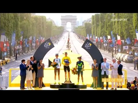 Tour de France 2016 - Best of