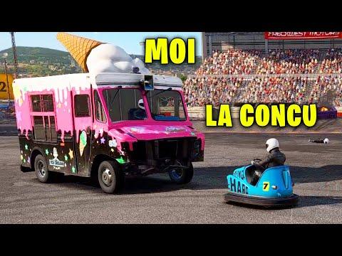 JE DÉTRUIS LA CONCURRENCE (Wreckfest)
