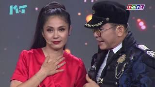 Việt Trinh tố Lý Hùng 'dê' ở lần đầu đóng chung phim