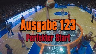 NINERS360 Ausgabe 123 - Perfekter Start | NINERS Chemnitz vs. Nürnberg Falcons - 82:64