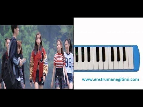 Melodika Eğitimi - Samir Ilqarli - Uça Uça Gelerem Melodika