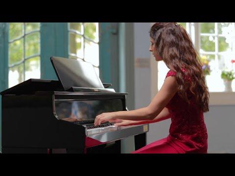F. Chopin - Étude op. 10 No. 8 in F major - Irene Veneziano on GP-510