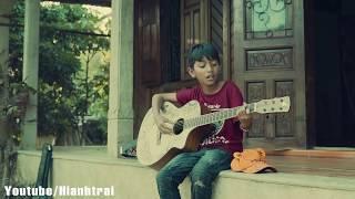 XIN MỘT LẦN NGOẠI LỆ  || Guitar cover by BIN || Hianhtrai Hi Anh Trai