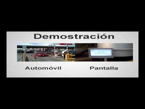 AVI with RFID from Impinj / Identificación vehicular con RFID de Impinj