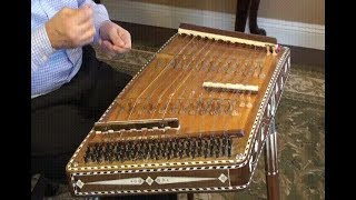 Uzbek Traditional Music Instrument -