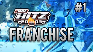 NHL Hitz 2003 - Franchise Mode #1