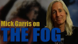 Mick Garris on THE FOG