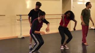 Montpellier danse : dans les coulisses des répétitions