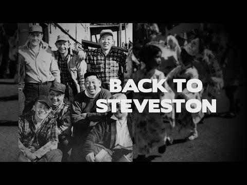 Nikkei Stories of Steveston - Back to Steveston