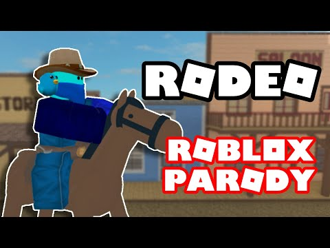 Lil Nas X – Rodeo (ROBLOX PARODY) | Roblox Music Video