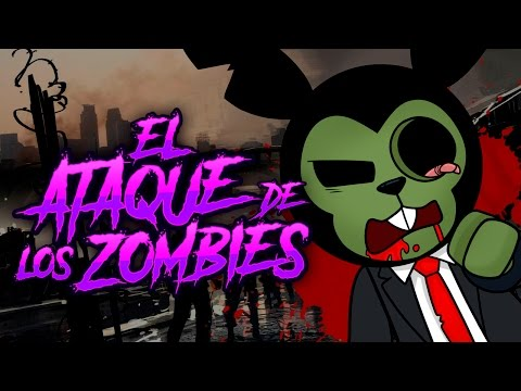 ROBLOX: EL ATAQUE DE LOS ZOMBIES ✮ Zombie Rush