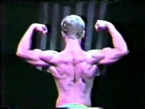 Chef Anton - 1987 Natural Nationals Bodybuilding Champion.wmv