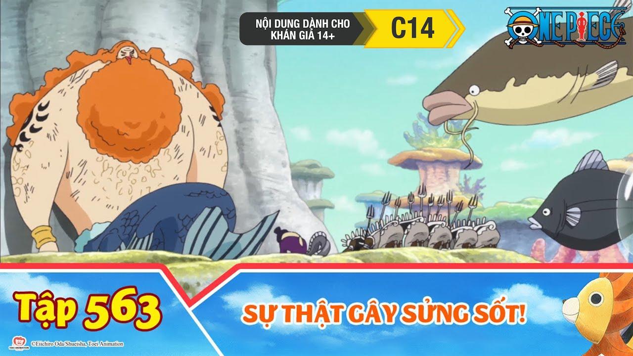 One Piece Best Cut Tập 563: Sự Thật Gây Sửng Sốt! Chân Tướng Của Hody!