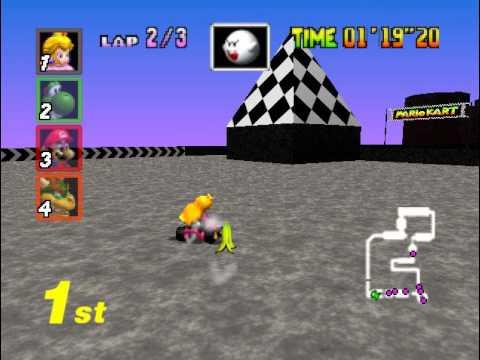 Mario kart 64 super mario 64 for gamecube hack