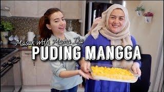 Masak With Mama Ika: Puding Mangga