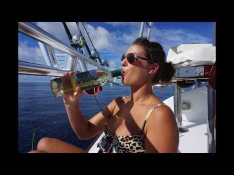 Los Suenos Costa Rica FAD Marlin Fishing - Let It Ride