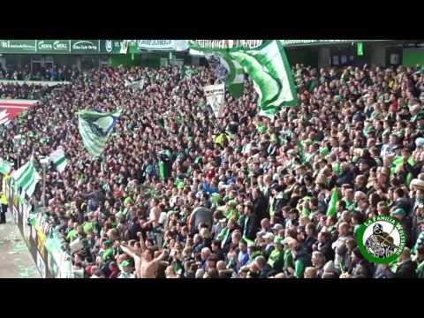 29. Spieltag VfL Wolfsburg vs. FC Ingolstadt 04