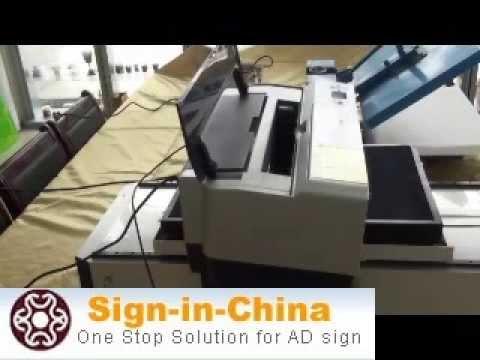 The Operation of T-shirt Digital Inkjet Printer