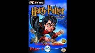 Гарри Поттер и философский камень. Прохождение Часть 1