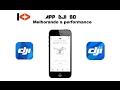 Melhorando o desempenho do DJI GO