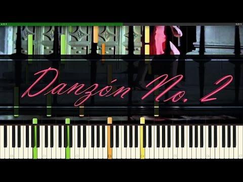 Danzón No. 2 (Arr.) // Arturo Márquez // Piano Tutorial Synthesia