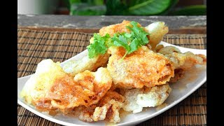 Crispy Sweet and Sour Pork, Guobaorou - How to Make Authentic Northeastern Guo Bao Rou (锅包肉)