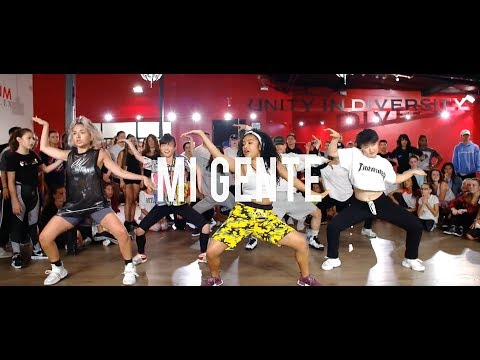 "J Balvin - ""Mi Gente"" 