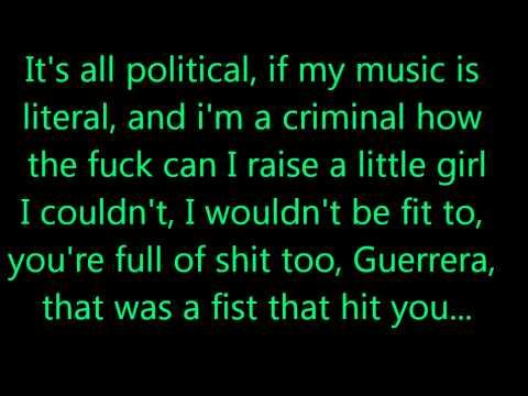 Eminem - Sing For The Moment (lyrics) HD