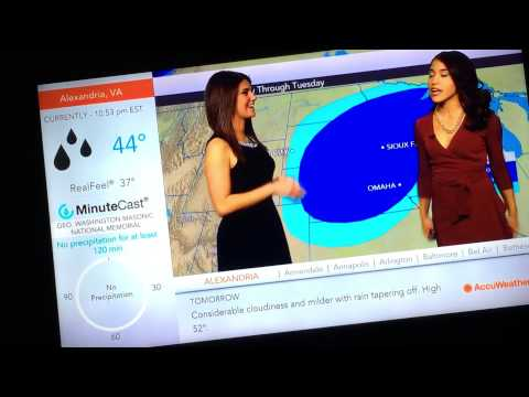 AccuWeather Channel Craziness